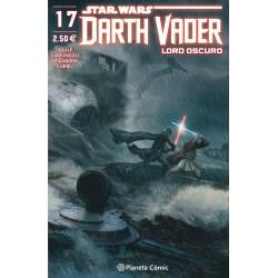 Star Wars. Darth Vader. Lord Oscuro 17 Planeta Cómic