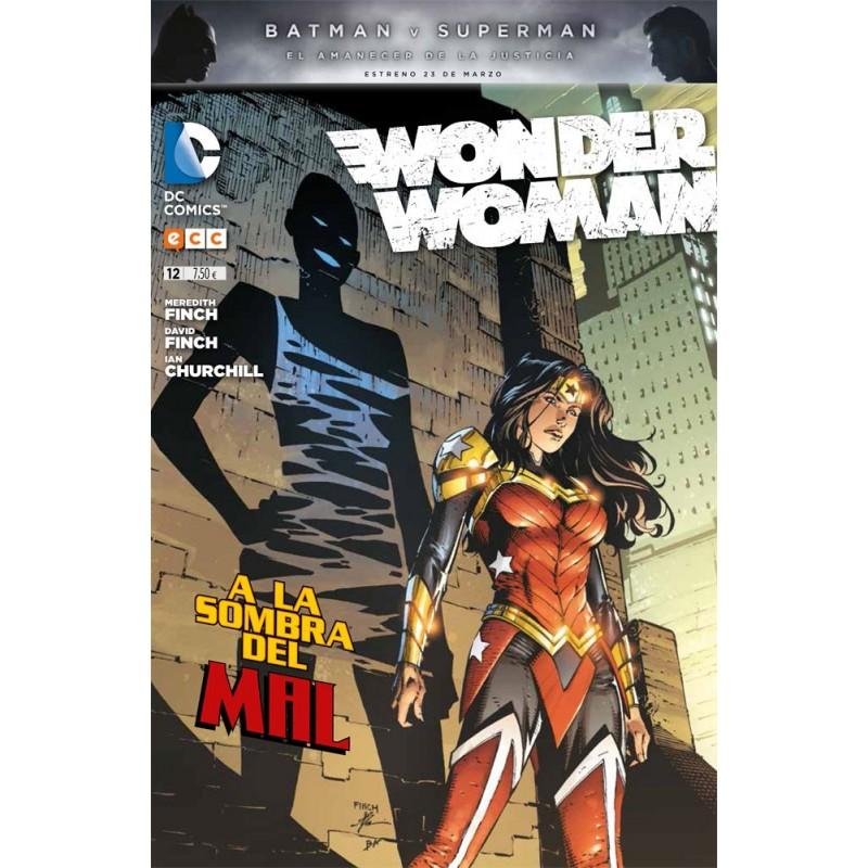 wonder woman 12