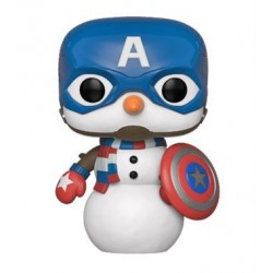 Capitán América Navidad POP Vinyl Funko Guardianes de la Galaxia Comprar