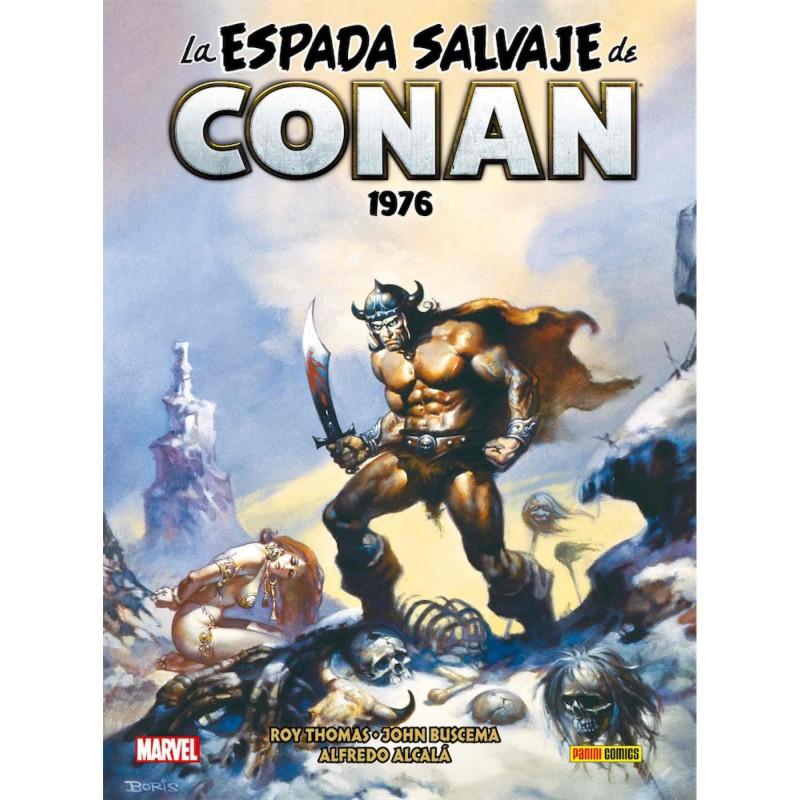 Espada Salvaje de Conan 2 Marvel Limited Edition Panini Comprar