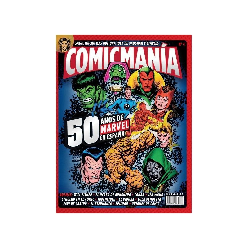 Comicmania 4 Comprar