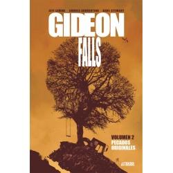 Gideon Falls 2. Pecados Originales Negro Astiberri
