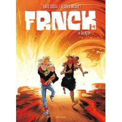 Frnck 4. La Erupción