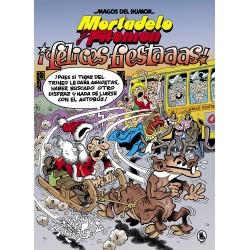 Magos del Humor 201. Mortadelo y Filemón. ¡Felices Fiestaaas!
