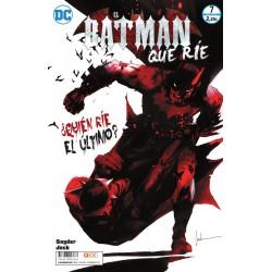 El Batman que Ríe 7 DC Comics ECC Ediciones