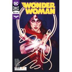 Wonder Woman 32 Renacimiento DC Comics ECC Ediciones