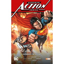 Superman. Action Comics 2. Hombres de Acero