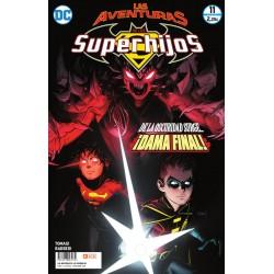 Las Aventuras de los Superhijos 11