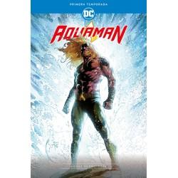 Aquaman. Primera Temporada. Aguas Silenciosas