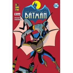 Las Aventuras de Batman 11