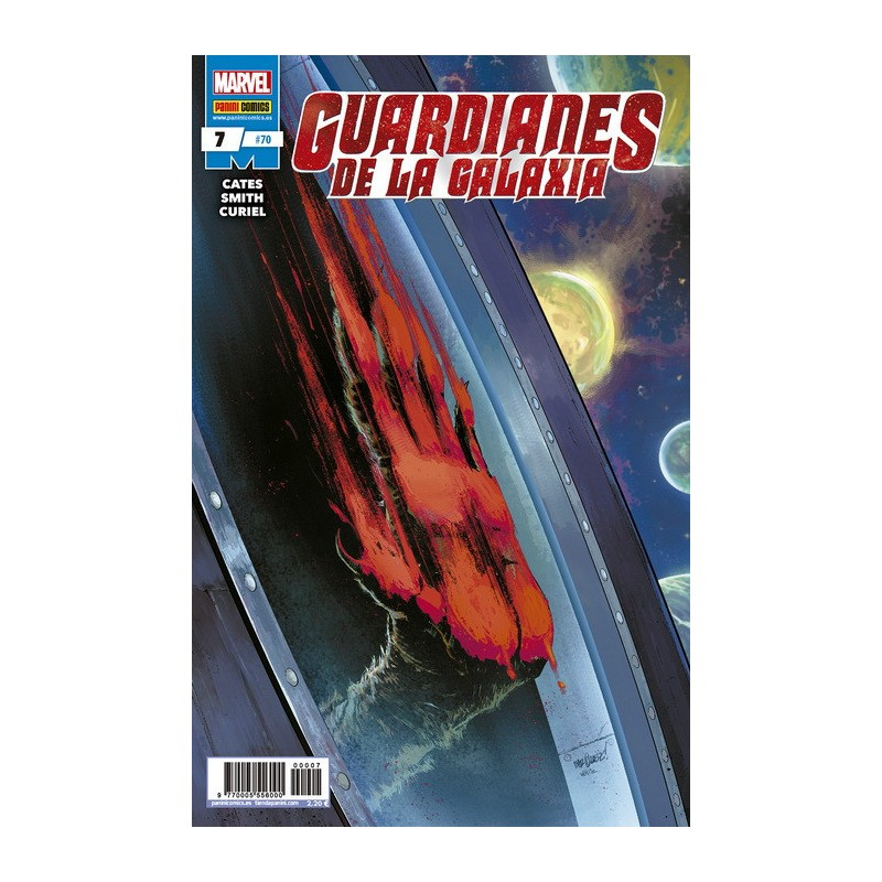Guardianes de la Galaxia 70 Panini Comics Marvel