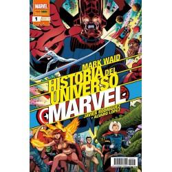 Historia del Universo Marvel 1