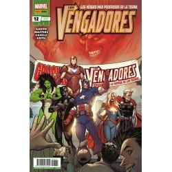 Vengadores 12 Panini Comics Marvel