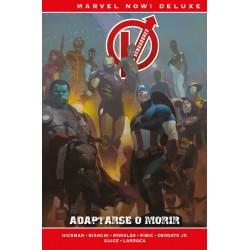 Los Vengadores de Jonathan Hickman 5 (Marvel Now! Deluxe)