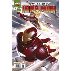Tony Stark. Iron Man 9 / 108 Panini Comics