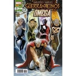 Universo Marvel. La Guerra de los Reinos. Omega
