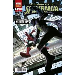 Amistoso Vecino Spiderman 4 Panini Comics