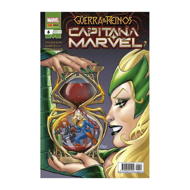 Capitana Marvel 6 Marvel Comprar Comics Panini