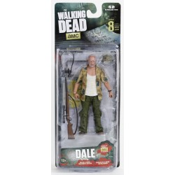 The Walking Dead. Figura de Acción de Dale Horvath (Series 8)
