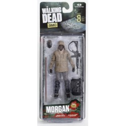 The Walking Dead. Figura de Acción de Morgan Jones (Series 8)