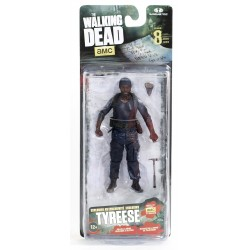 The Walking Dead. Figura de Acción de Tyreese (Series 8)