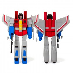 Figura Starscream Transformers ReAction Super7