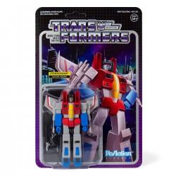 Figura Starscream Transformers ReAction Super7