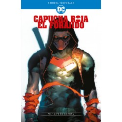 Capucha Roja, el Forajido. Primera Temporada. Principe de Gotham