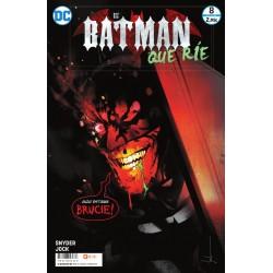 El Batman que Ríe 8 DC Comics ECC Ediciones
