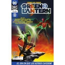 El Green Lantern 91 / 9