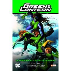 Green Lantern 3. La Venganza de los Green Lanterns