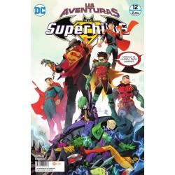 Las Aventuras de los Superhijos 12