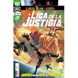 Liga de la Justicia 95 / 17