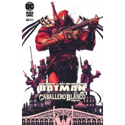 Batman. La Maldición del Caballero Blanco 2 (Edición Black Label)