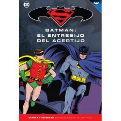 Batman y Superman. Colección Novelas Gráficas 76. Batman '66. El Entresijo del Acertijo