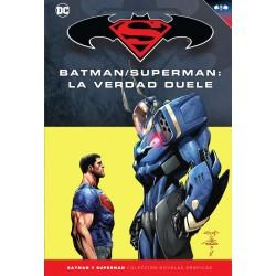 Batman y Superman. Colección Novelas Gráficas 77. Batman / Superman. La Verdad Duele