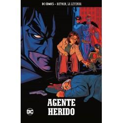 Batman, la Leyenda 25. Agente Herido