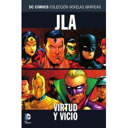 Colección Novelas Gráficas 97. JLA / JSA. Virtud y Vicio