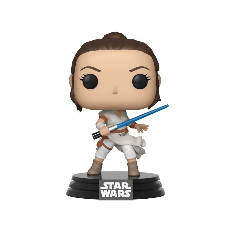 Rey Star Wars El Ascenso de Skywalker POP Funko