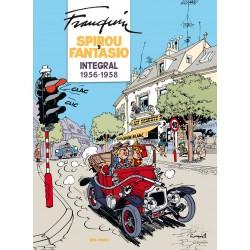 Comprar Spirou y Fantasio Integral 5 Franquin 1956-1958 Dibbuks