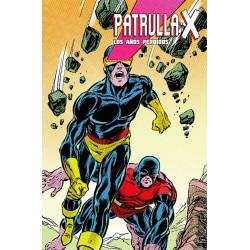 Comic Los Años Perdidos Patrulla X Marvel Limited Edition Panini