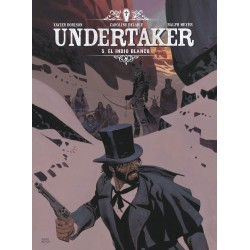 Undertaker 5. El Indio Blanco