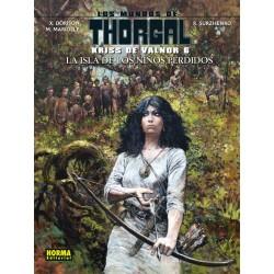 Los Mundos de Thorgal. Kriss de Valnor 6. La Isla de los Niños Perdidos