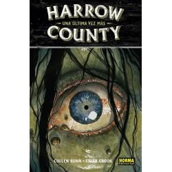 Harrow County 8. Una Última Vez Más
