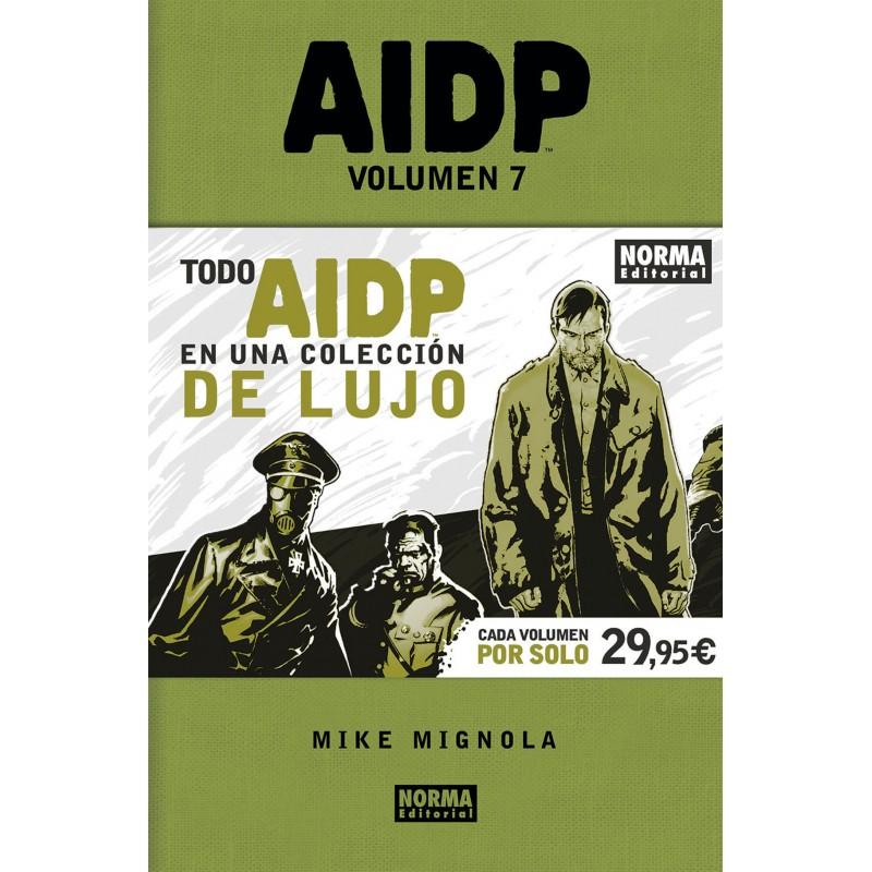 AIDP Integral 7 Norma Editorial