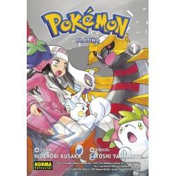 Pokemon 22. Platino 1