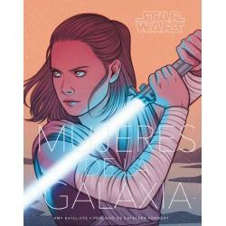Star Wars. Mujeres de la Galaxia Planeta Cómic