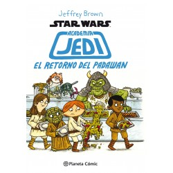 Star Wars Academia Jedi 2
