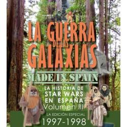 La Guerra de las Galaxias. Made In Spain. 1997-1998 Comprar Diabolo