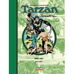 Tarzan vol. 3 (1941-1943) Dolmen Editorial